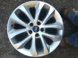 "2010 FORD KUGA GENUINE 17"" 5 TWIN SPOKE ALLOY WHEEL SILVER 8V4J-1007-AA"